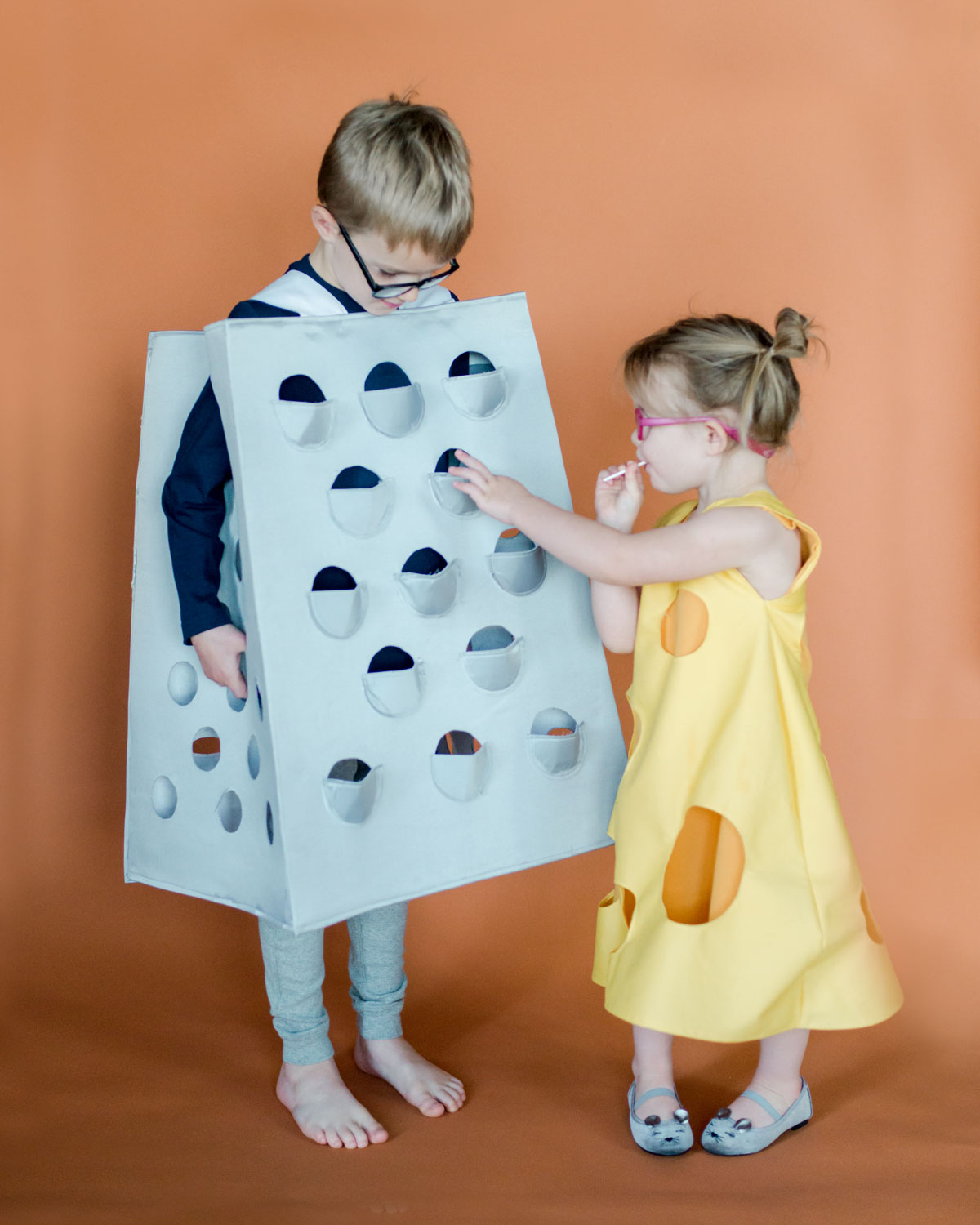 Cheese Grater Cheese Dress Diy Halloween Costumes