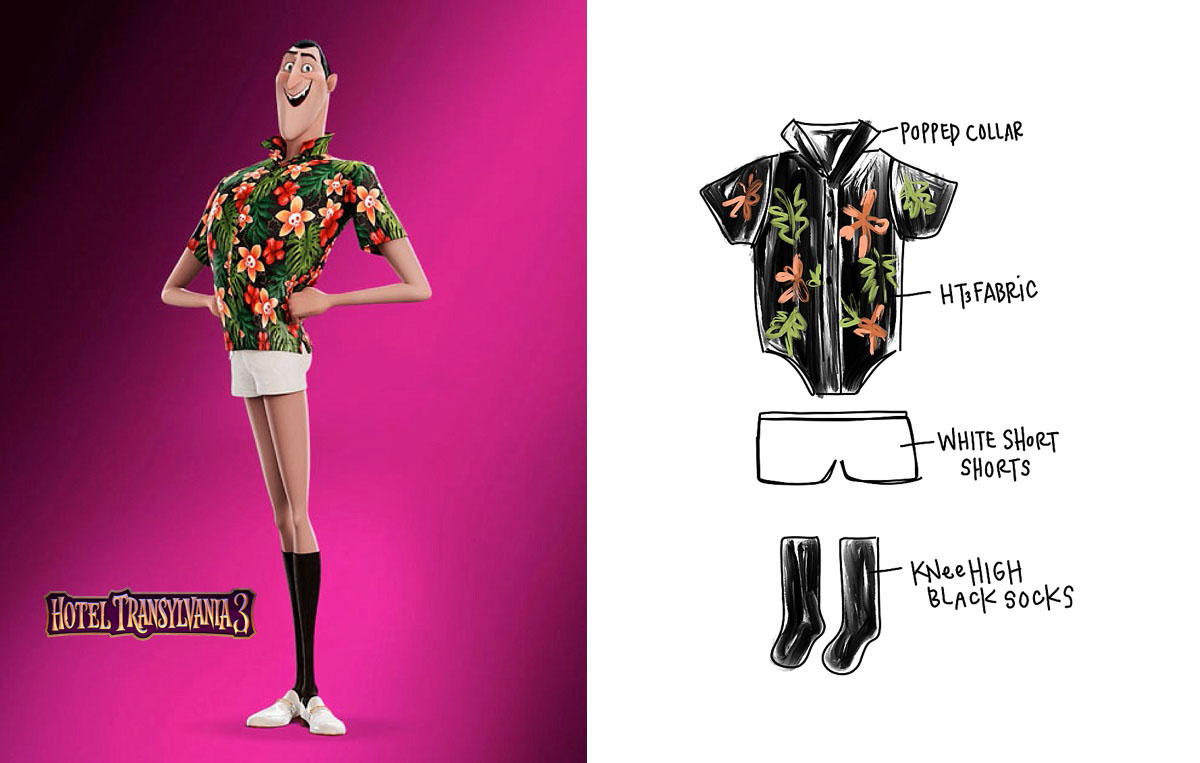 How to make Hotel Transylvania costumes, Hotel Transylvania 3 party, HT3 costume design, hotel Transylvania costume DIY, easy Costume DIY, DIY costume ideas, costume sewing