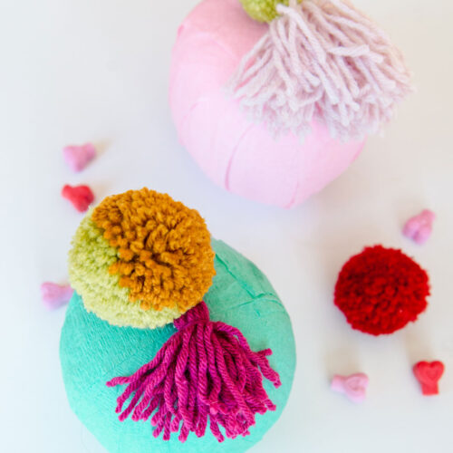 Valentine day surprise balls, How to make a surprise ball, Surprise ball DIY, Valentine day DIY, Valentines day DIY for kids, Holidays for kids, Handmade holiday
