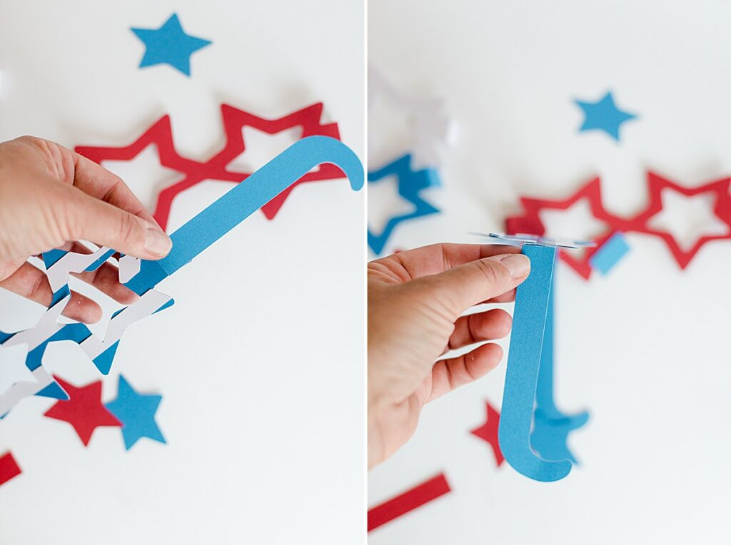 4th of july star glasses, how to make star glasses for the 4th of july, patriotic DIY, free patriotic SVG file