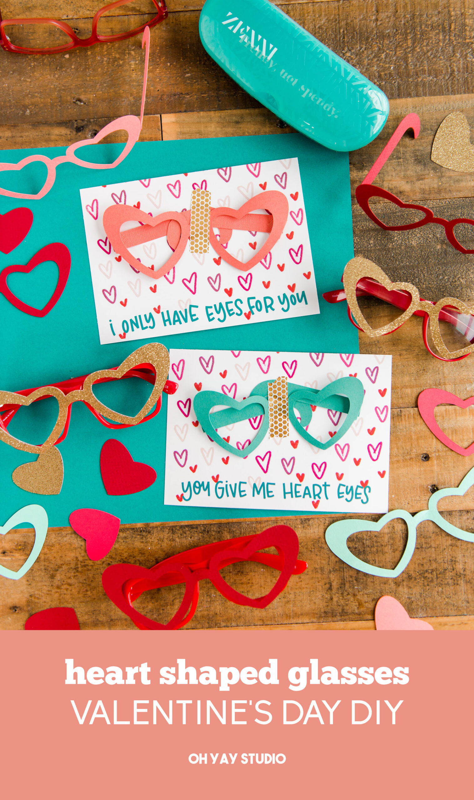 Heart shaped valentine day glasses, Heart shape SVG file, Free Valentine Day SVG file, Valentine day DIY SVG, Valentine Day heart glasses
